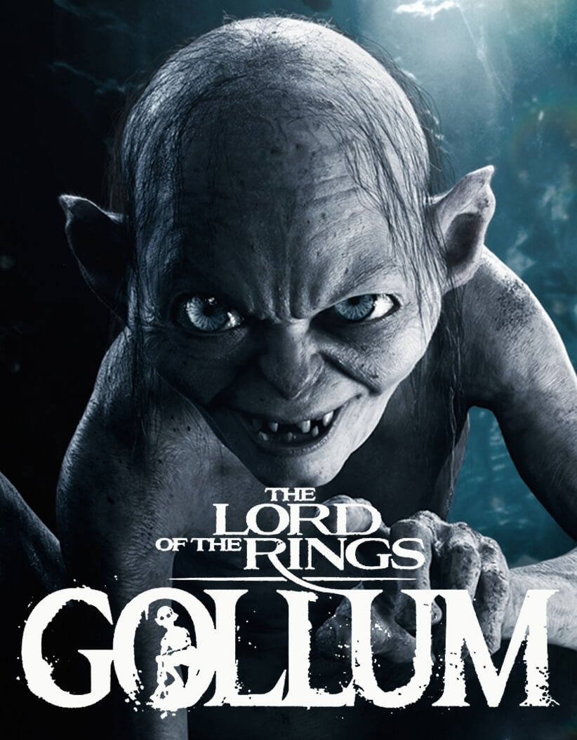 The Lord of the Rings — Gollum