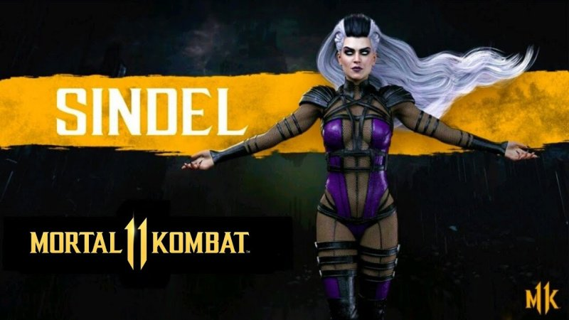 Mortal Kombat 11 персонажей Синдел (Sindel)